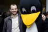 Iz južnijeg dijela kongresnog centra gdje je bila Web::INDUSTRIJA stigao je i jedan pingvin na Web::Strategiju