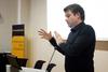 Gosp. Levstek, internetski poduzetnik i stručnjak, došao je kao gost predavač iz Slovenije