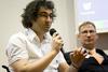 Igor Škunca fokusirano je obrazlagao svoje mišljenje o internetskom oglašavanju za vrijeme okruglog stola