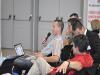 Goran Blagus iz Croadrije aktivno se uklju?io iz publike u panel raspravu