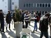 Dobar dio od 250 sudionika Web::Strategije 7 se sun?ao na terasi Hypo EXPO centra uz ugodne razgovore i druženje