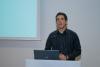 Poznati predava? Luka Abrus iz Microsofta održao je predavanje o Microsoftovim web alatima i zanimljivim vizualnim servisima (Microsoft Expression)
