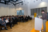 Marek Vidovi? je održao svoje predavanje na Web::Strategiji pred prepunom dvoranom Rab u Hypo EXPO XXI centru u Zagrebu