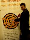 Krešimir je zabunom zabio svoju strelicu u metu Web::Strategije i pokušava ju izvu?i van