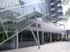 Hypo EXPO XXI centar - vanjske stepenice