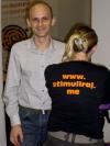 Ekipa masažnih terapeuta iz tvrtke Stimulans cijelo vrijeme je opuštala sudionike Web::Strategije