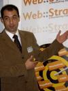 Hrvoje Komljenovi?, predava? koji je 'razbio led' sa prvom prezentacijom na Web::Strategiji