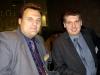 Berislav Lopac (lijevo), organizator Web.Starta i Hrvoje (desno), direktor agencije Marketing odjel