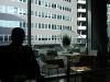 Ranojutarnja kava predsjednika programskog odbora - u sjeni :)