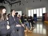 Predavanja pod budnim okom voditeljice i predsjednika programa
