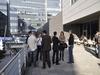 Odmor od edukacije na suncu u poslovnom kompleksu Hypo EXPO centra