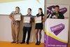 Troje dobitnika Zlatnih nagrada Web::Strategije u kategoriji Web poslovanje 2010 (s lijeva na desno: Vanity, Bicikli.hr, Kolektiva)