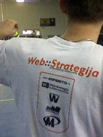 Majica Web::Strategije