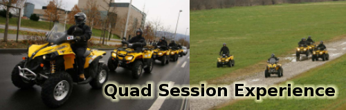 Quad Session Experience