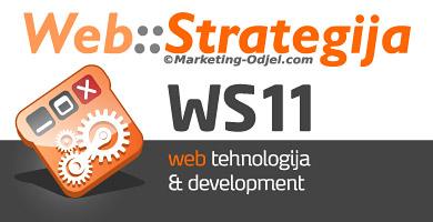 Web::Strategija 1011 - Frontend naš svagdašnji - najposjećenija konferencija web developera u regiji