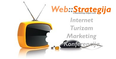 Web::Strategija 9 - Oglašavanje je OUT! (Teme: internet marketing, SMM, SEM, PPC, SEO, turizam)